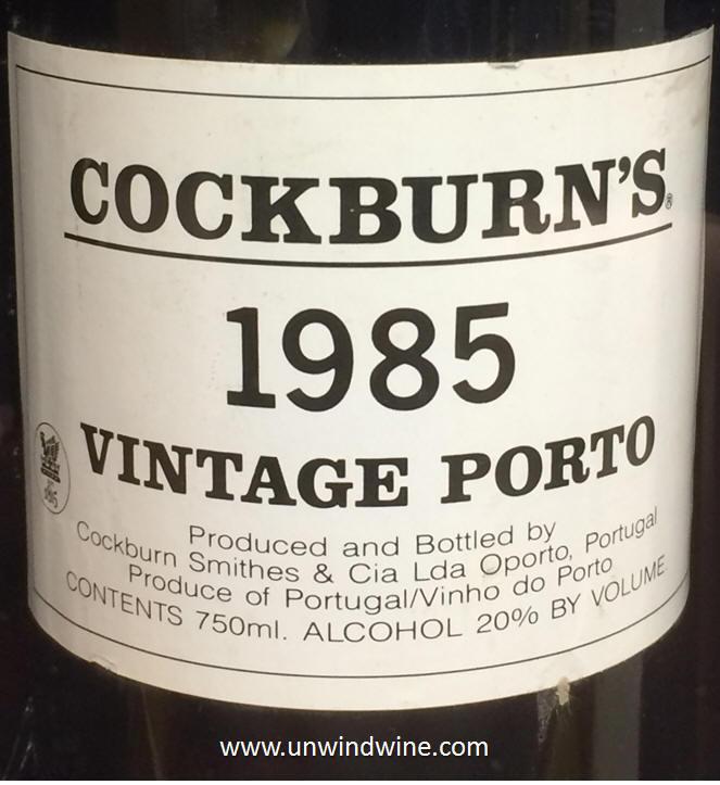 Port Wine Labels on Rick's WineSite