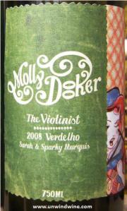 Mollydooker Violinist Verdelho 2008