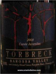 Torbreck Cuvee Juveniles 2008