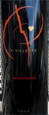 Long Meadow Vineyards & Cellars Pirouette Red Wine 2003