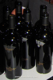 Mission Hills Oculous Okanagan Red Wine 2007