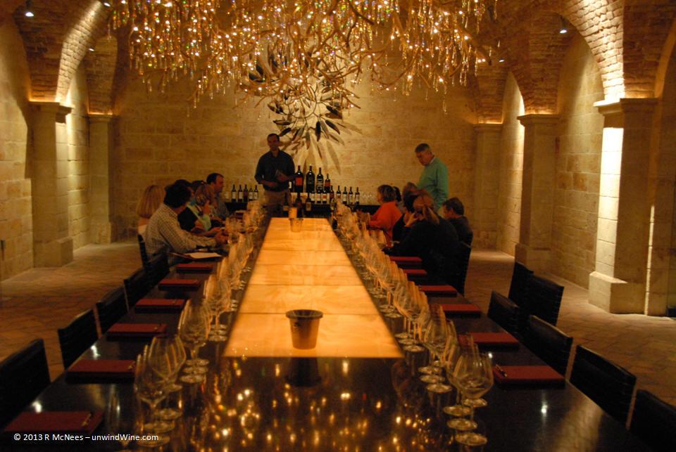 Napa Valley Wine Experience 2013 Arns Napa Valley Winery